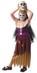 MaDe kostium karnawałowy - czarownica voodoo 110-122