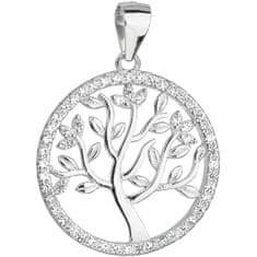 Evolution Group Srebrni obesek drevo življenja 14001.1 srebro 925/1000