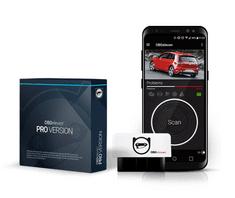 OBDeleven Tester automobilů OBDeleven + PRO Pack kompatibilní s Audi, Volkswagen, Skoda, Seat, Android Diagnostika, aktivace funkcí, živá data, OBD2 VAG CAN UDS