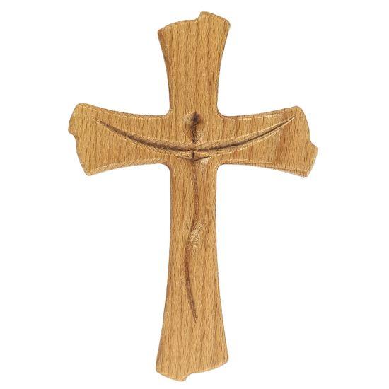 AMADEA Dřevěný kříž 20 cm