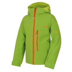 Husky Gyermek sí dzseki Ski Kids Gomez, 164, zöld