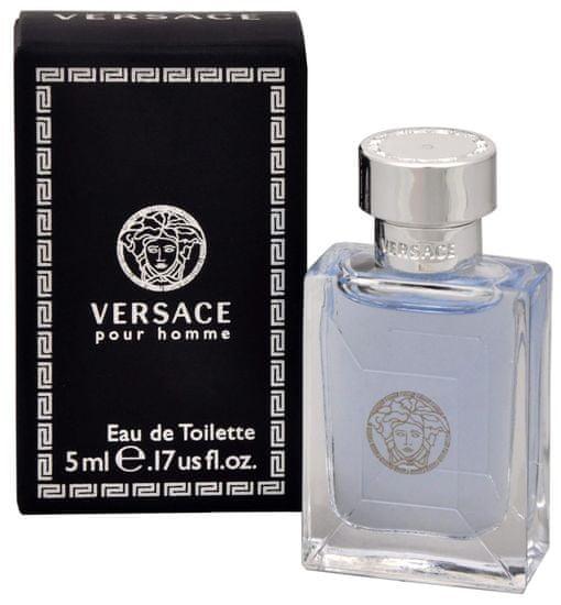 Versace Pour Homme toaletna voda, 5 ml