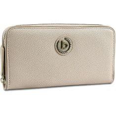 BUGATTI Női pénztárca 49256162 Taupe