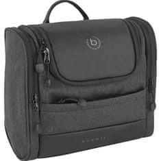 BUGATTI 49393401 Black Férfi kozmetikai táska