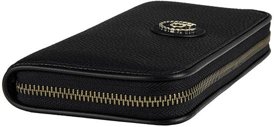 BUGATTI Női pénztárca 49256101 Black