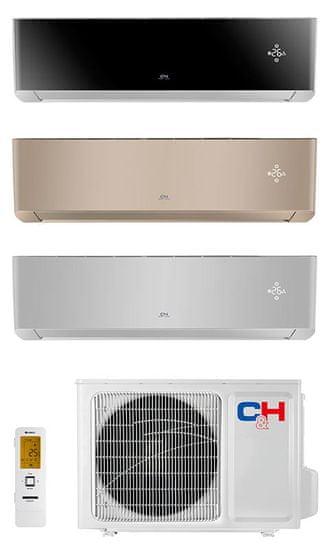 Cooper&Hunter Supreme stenska klimatska naprava, bela, z montažo (CHS12FTXAM2SWP-Z)