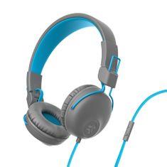Jlab Studio slušalke, sivo-modre
