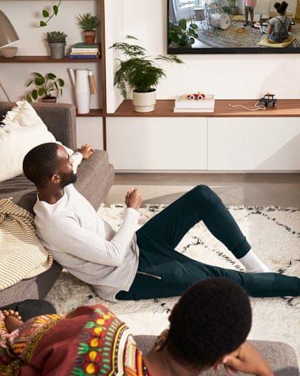 Google Chromecast 4 s Google TV (GA01919-US)