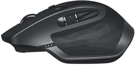 Logitech Mysz MX Master 2S, graphite (910-005966)