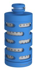 Philips Fitness náhradný filter, 3 ks v balení