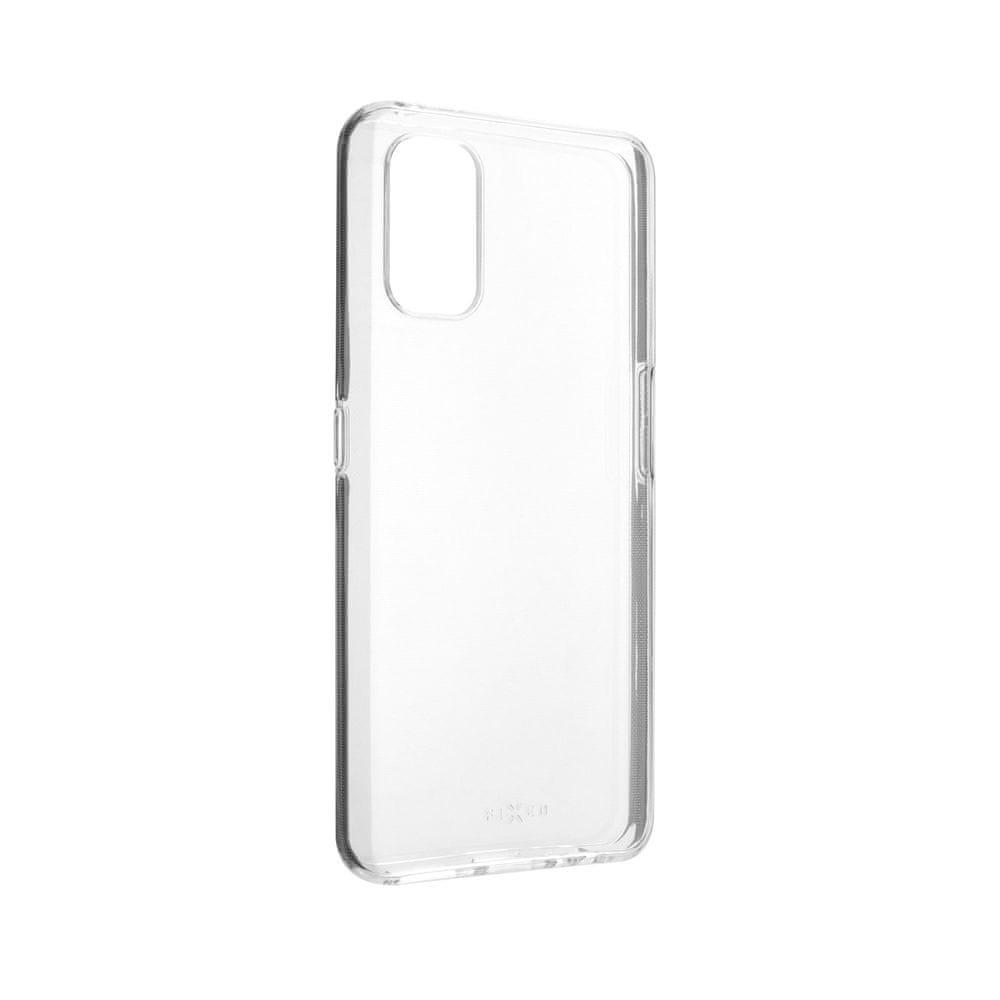 FIXED TPU gelové pouzdro pro Realme 7 Pro FIXTCC-613, čiré
