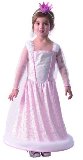 MaDe kostium karnawałowy - Różowa księżniczka