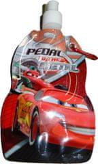 Cars Chlapecká láhev na pití s autem na připnutí s karabinou.