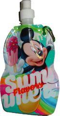 Cars Chlapecká láhev na pití s Mickem Mousem na připnutí s karabinou.