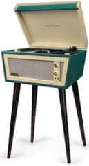 Crosley gramofon Sterling, zielony