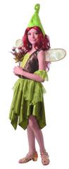 MaDe sukienka karnawałowa - zielona wróżka 110 - 122