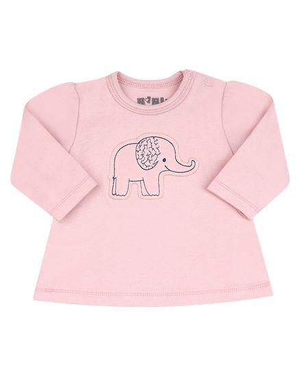 Nini ABN-2260 dekliški pulover iz organskega bombaža