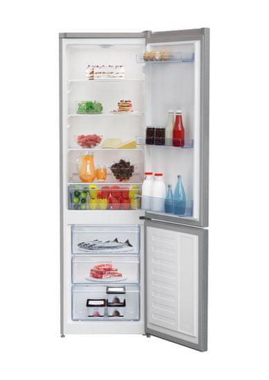 Beko lednice CSA270K30XPN