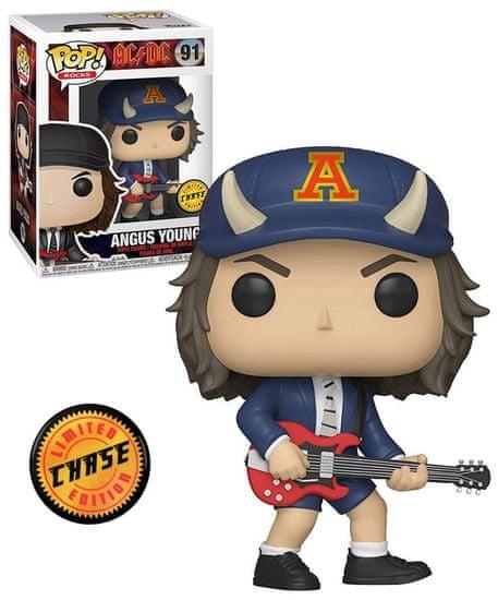 Funko POP Rocks AC/DC Angus Young w/Chase figurica