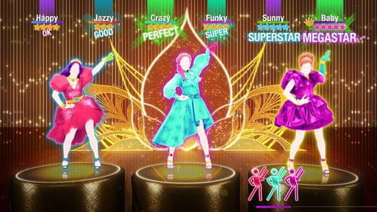 Ubisoft Just Dance 2021 igra (One)