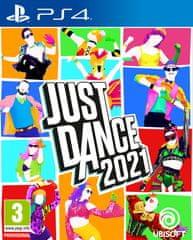 Ubisoft Just Dance 2021 igra (PS4)
