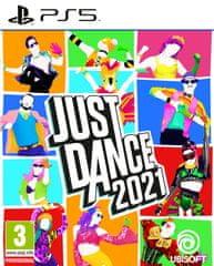 Ubisoft Just Dance 2021 igra (PS5)