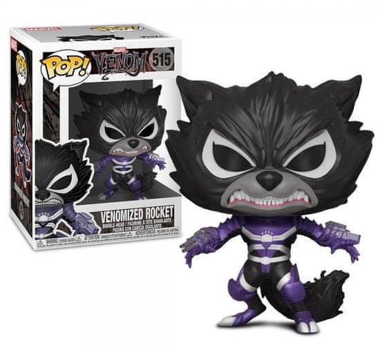 Funko POP Marvel Venom S2 Rocket Raccoon figura