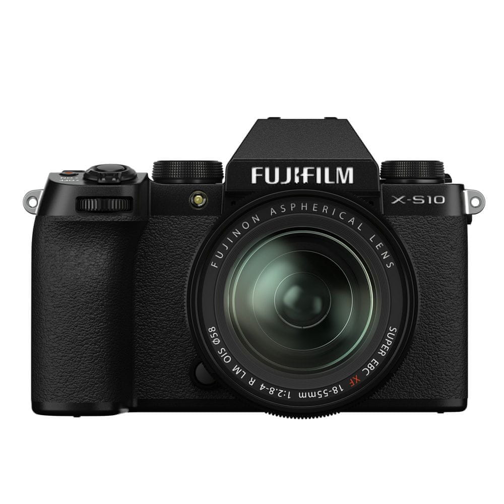 FujiFilm X-S10 + XC 15-45mm