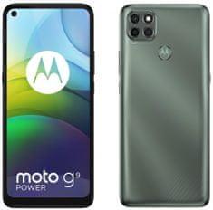 Motorola Moto G9 Power, 4GB/128GB, Metallic Sage