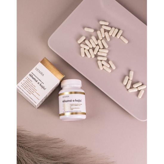 Venira Vitamínový komplex pro těhotné a kojící 60cps