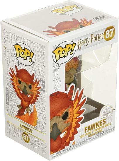 Funko POP Movies Harry Potter S7 Fawkes figura