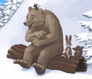 Primož Suhodolčan: Tina and Bear Power (trda)