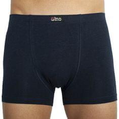 Gino Pánské boxerky modré (73068) - velikost XL
