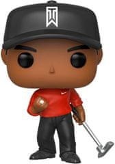 Funko POP Golf Tiger Woods (Red Shirt) figura