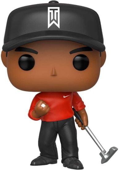 Funko POP Golf Tiger Woods (Red Shirt)