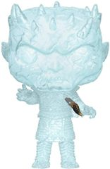 Funko POP TV Game of Thrones Crystal Night King w/Dagger in Chest figura