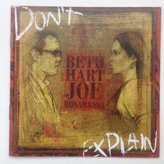BONAMASSA,JOE/HART,BETH: DON'T EXPLAIN