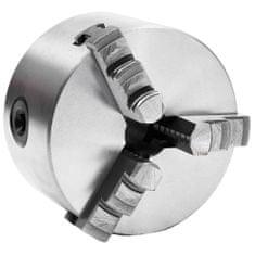 shumee 3čelisťové samostředící sklíčidlo soustruh 100 mm ocel