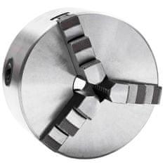 Greatstore 3čelisťové samostředící sklíčidlo soustruh 125 mm ocel