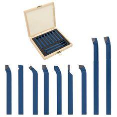 shumee 11-delni komplet karbidnega orodja za struženje 8x8 mm P30