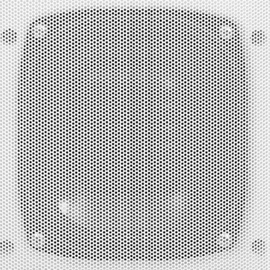 shumee Nástěnné stereo reproduktory 2 ks bílé indoor outdoor 120 W