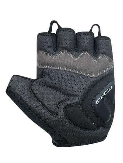 CHIBA Cyklistické rukavice pro ženy Lady BioXCell fialové