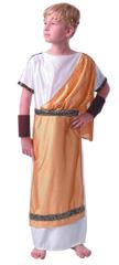 MaDe Šaty na karneval - grécky boh 110 - 122