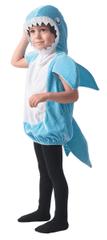 MaDe kostium karnawałowy - rekin 80 - 92