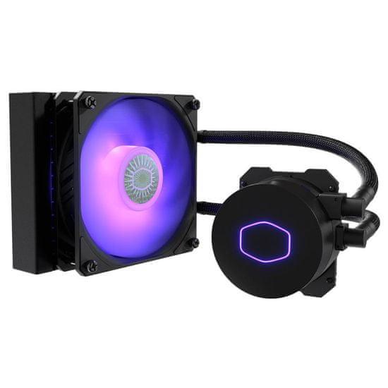 Cooler Master MasterLiquid ML120L V2 RGB vodno hlajenje, 120 mm