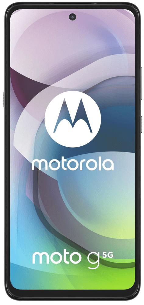 Motorola Moto G 5G, 6GB/128GB, Frosted Silver - rozbaleno