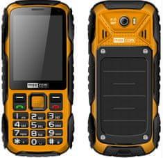 MaxCom MM 920, Yellow