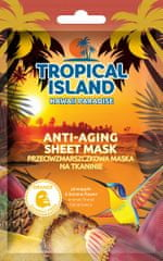 Marion MARION TROPICAL Maska látková ANTI-AGING-HAWAII