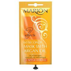Marion Maska na vlasy s Arganovým olejem