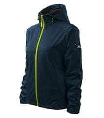 FOTBALservis Dámská tmavě modrá bunda Cool velikost S